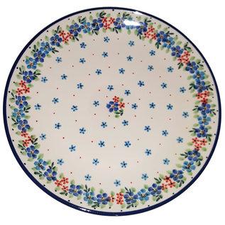 Ceramika Artystyczna Dinner Plate Vintage Blossom
