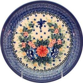 Ceramika Artystyczna Luncheon Plate Cherub1 Signature