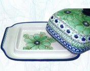 Domed Butter Dishes
