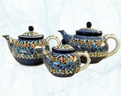 Traditional Teapots