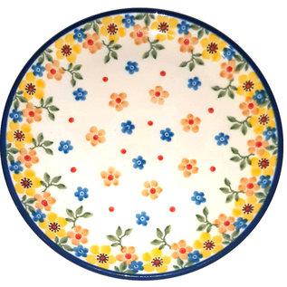 Ceramika Artystyczna Bread & Butter Plate April Flowers