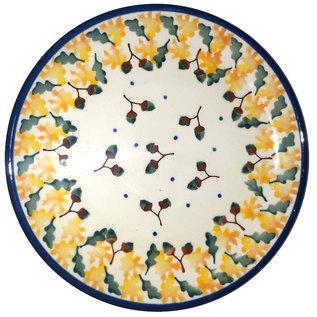 Ceramika Artystyczna Bread & Butter Plate Autumn Oak