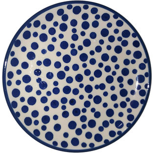 Ceramika Artystyczna Bread & Butter Plate Bubbly
