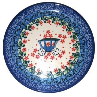 Ceramika Artystyczna Bread & Butter Plate Carriage