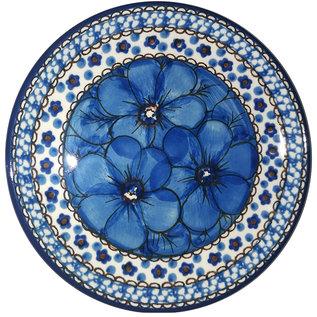 Ceramika Artystyczna Bread & Butter Plate Cosmos Blue Signature 4