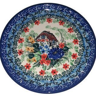 Ceramika Artystyczna Bread & Butter Plate English Cottage Signature 3.5