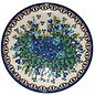 Ceramika Artystyczna Bread & Butter Plate Forget Me Never Signature