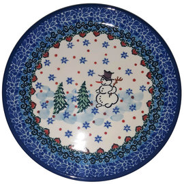Ceramika Artystyczna Bread & Butter Plate Frosty Signature