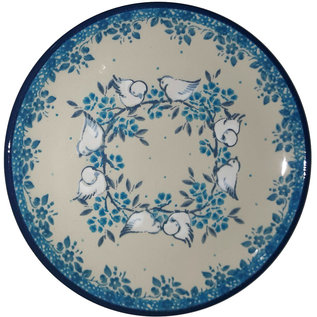 Ceramika Artystyczna Bread & Butter Plate Happy Together