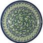 Ceramika Artystyczna Bread & Butter Plate Mint Ivy