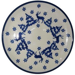 Ceramika Artystyczna Bread & Butter Plate Nordic