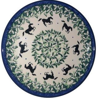 Ceramika Artystyczna Bread & Butter Plate Pony Express