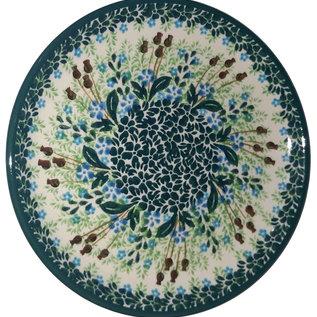 Ceramika Artystyczna Bread & Butter Plate Prairie Marshland Signature