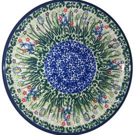 Ceramika Artystyczna Bread & Butter Plate Prairie Summer Signature