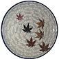 Ceramika Artystyczna Bread & Butter Plate Tumbling Amber