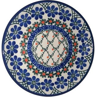 Ceramika Artystyczna Bread & Butter Plate Vineyard Gardens