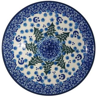 Ceramika Artystyczna Bread & Butter Plate Winter Twilight
