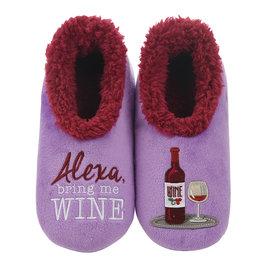 Snoozies Alexa Bring Me Wine