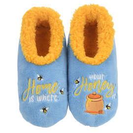 Snoozies Home is Where Your Honey Is