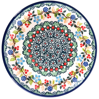 Ceramika Artystyczna Bread & Butter Plate Blackberry Garden Signature 3.5
