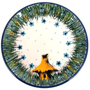 Ceramika Artystyczna Bread & Butter Plate Bee Hive Signature