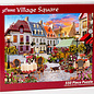 Puzzle Village Square