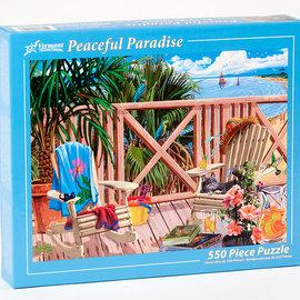 Puzzle Peaceful Paradise
