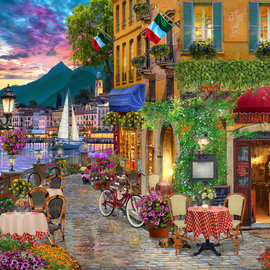 Puzzle Irresistible Italy