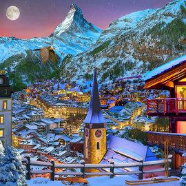Puzzle Majestic Matterhorn