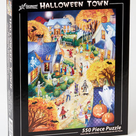 Puzzle Halloween Town