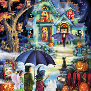 Puzzle Fright Night