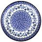 Ceramika Artystyczna Dinner Plate Meadow Flower