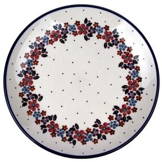 Ceramika Artystyczna Dinner Plate Cherry Pop