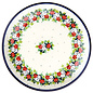 Ceramika Artystyczna Dinner Plate Mint Julep