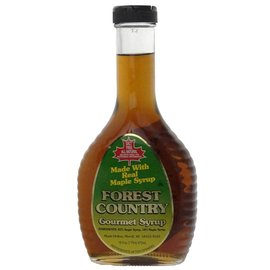 Maple Hollow Maple Syrup Forest Country One Pint