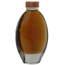 Maple Hollow Maple Syrup, Glass, Tarquina 3.4 oz.
