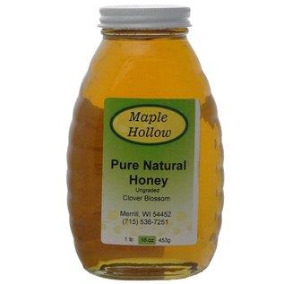 Maple Hollow Honey Clover Blossom, Beehive Container, Medium