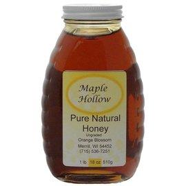 Maple Hollow Honey Orange Blossom Glass 18 oz.