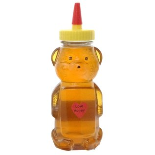 Maple Hollow Honey Bear, Clover Blossom 12 oz.