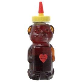 Maple Hollow Honey Cranberry Blossom Bear 12 oz.