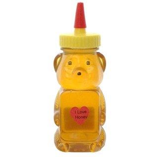 Maple Hollow Honey Bear, Clover Blossom 8 oz.