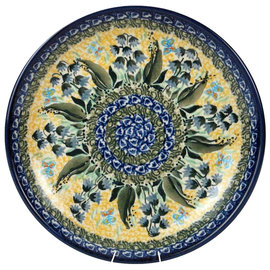 Ceramika Artystyczna Dinner Plate U1483 Signature 4