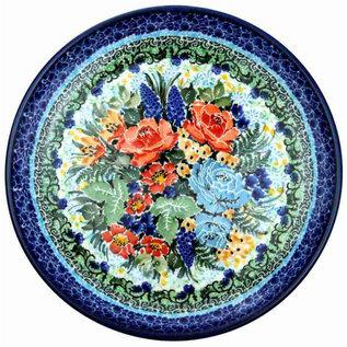 Ceramika Artystyczna Dinner Plate U4286 Signature 3.5