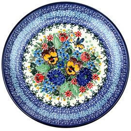 Ceramika Artystyczna Dinner Plate U3843 Signature
