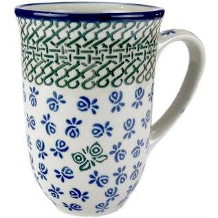Ceramika Artystyczna Bistro Cup Hidden Butterfly