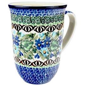 Ceramika Artystyczna Bistro Cup Forget Me Never Signature 3.5