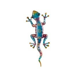 Rainbow Purple Gecko