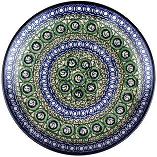 Ceramika Artystyczna Dinner Plate U0114 Signature