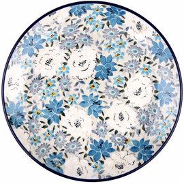Ceramika Artystyczna Dinner Plate Lily Signature 4