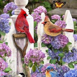 Puzzle Cardinals & Friends